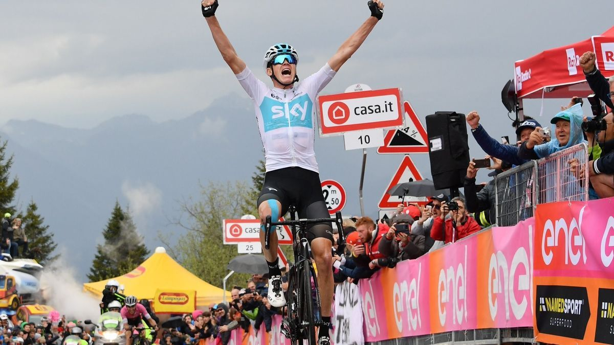Giro de Italia: Cittadella - Monte Zoncolan