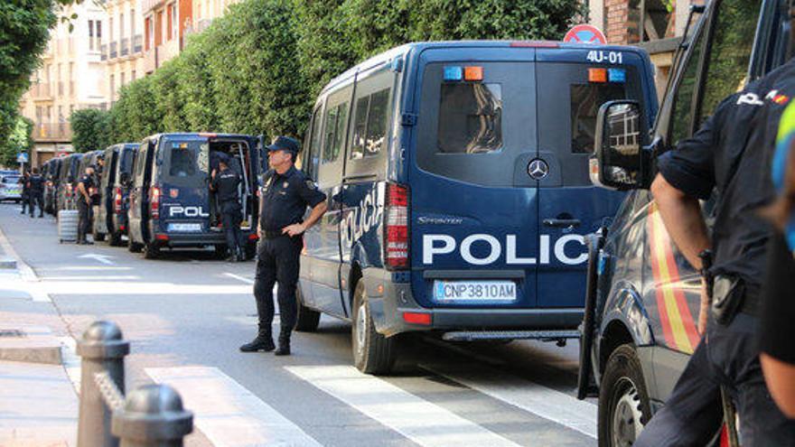Un sindicat de la Policia Nacional demana declarar Catalunya «zona conflictiva»