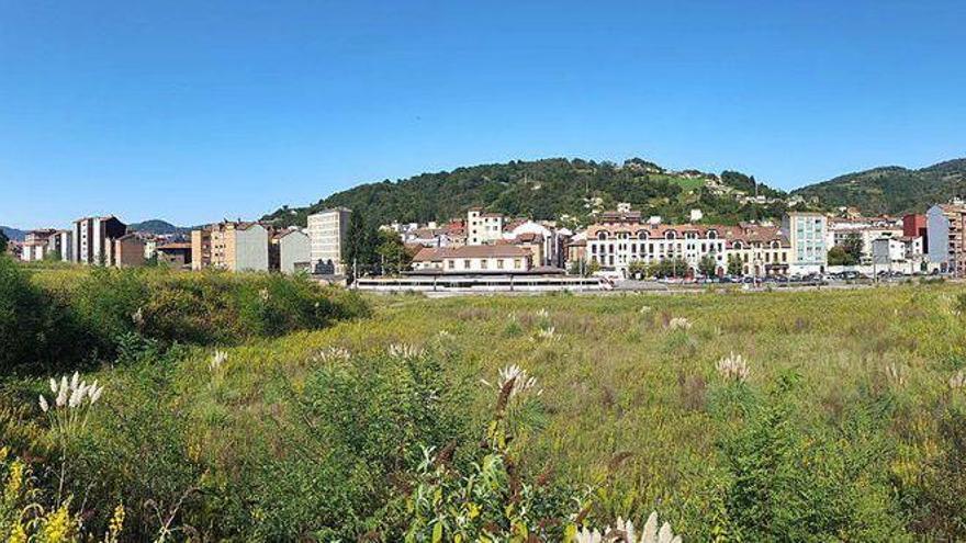 El suelo industrial de Hunosa, más de un millón de metros y nueve años sin ventas