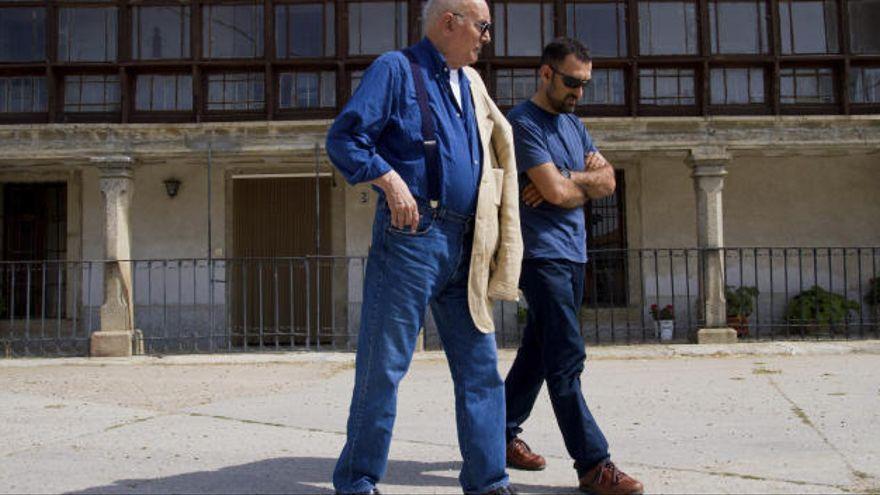 Muere el cineasta Mario Camus: esta es su huella en Zamora