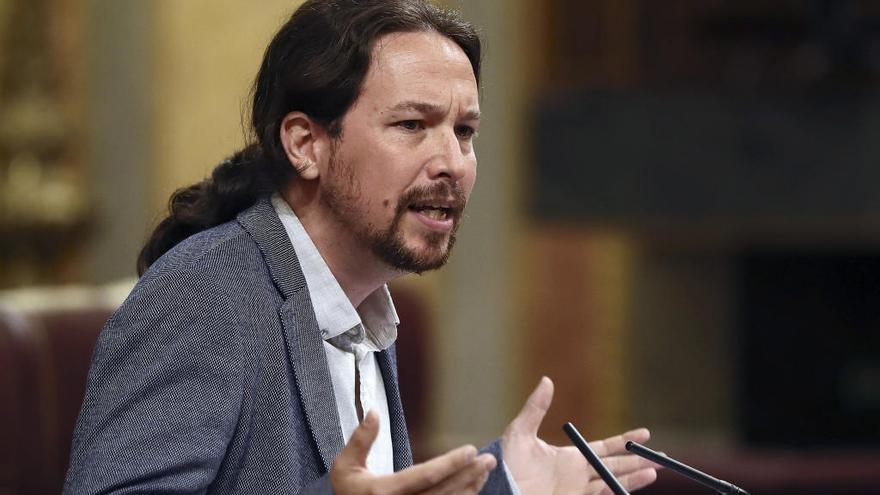 TVE corta a Pablo Iglesias para emitir la Tomatina