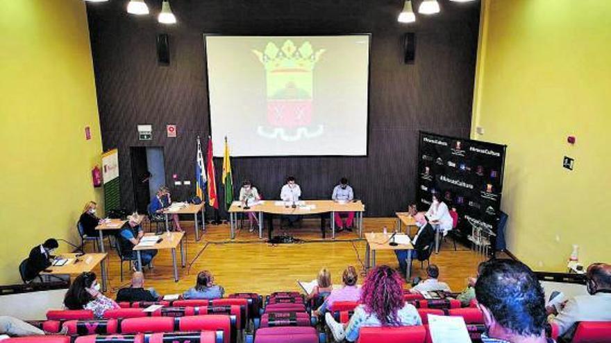 El Ayuntamiento de Arucas presume  de un remanente de 36,4 millones del año del virus