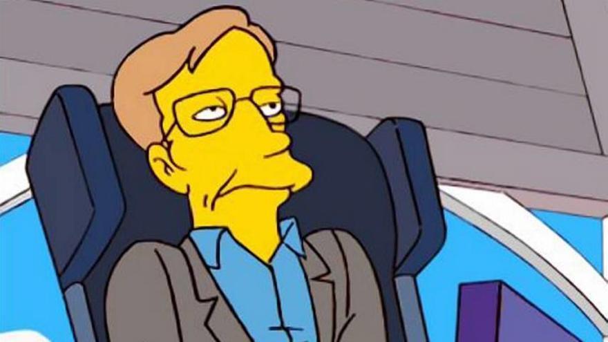 Un personaje de Oscar que trató con 'Los Simpson'