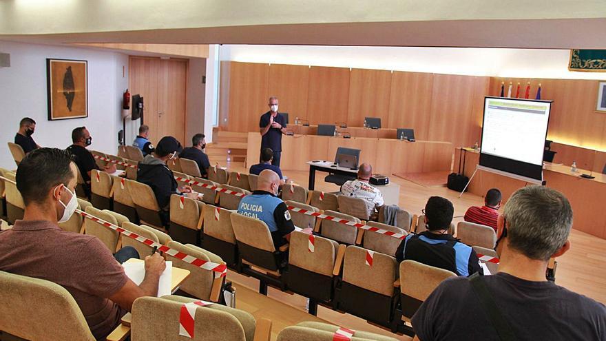 Los ayuntamientos reciben 904.480 euros para ejecutar planes de empleo