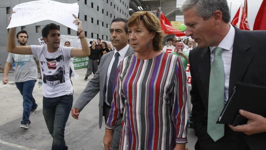 La Audiencia archiva también la imputación de los asesores de Barreiro en  la trama Púnica