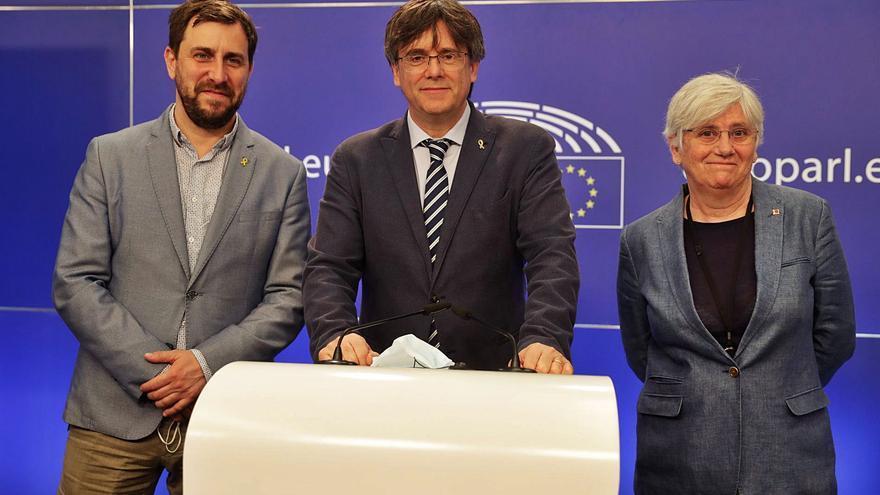 La justícia europea retira la immunitat a Puigdemont en no veure risc d'arrest