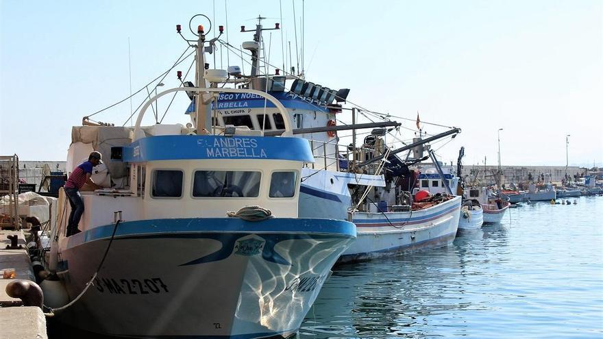 La flota de pesca de arrastre se queda en puerto hasta final de mes