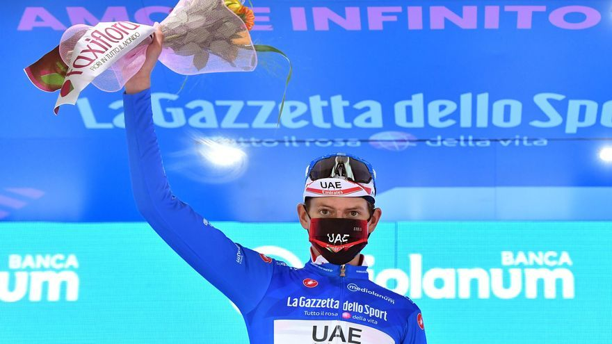 Ganador etapa Piacenza-Sestola Giro de Italia 2021: Joe Dombrowski