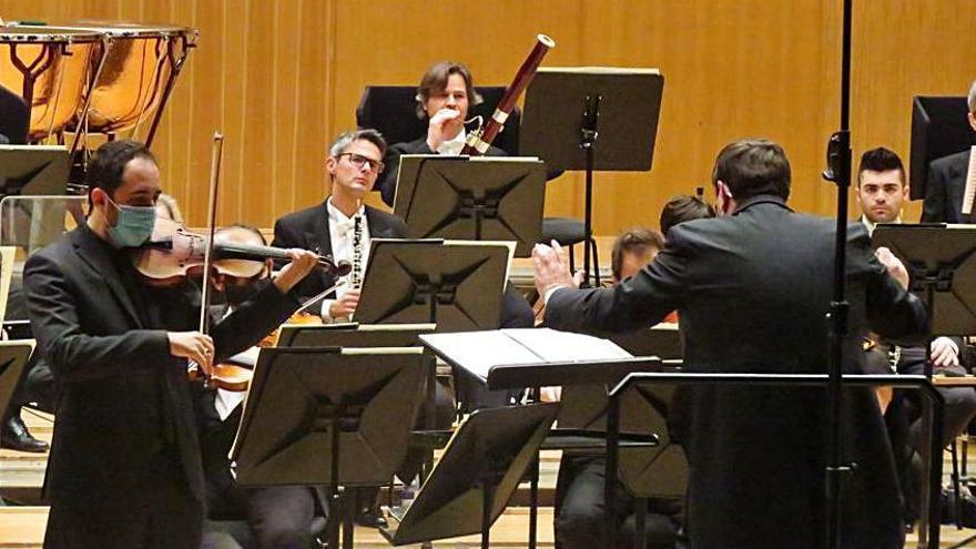 La OSPA, en concierto. | LNE