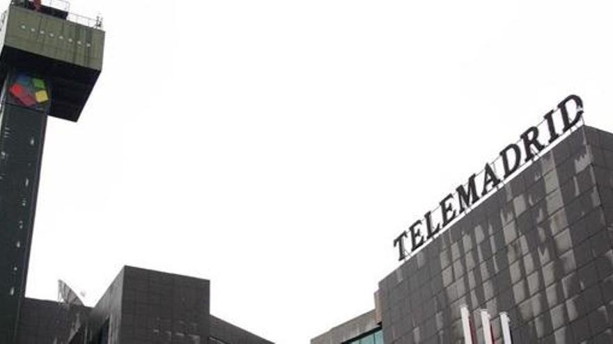La sociedad creada por Telemadrid y Caja Madrid perdió 57 millones