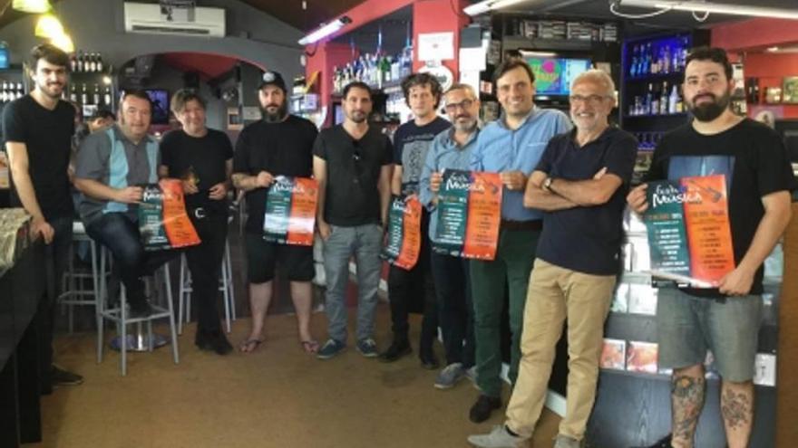 La Festa de la Música reúne 16 bandas  en Palma e Inca