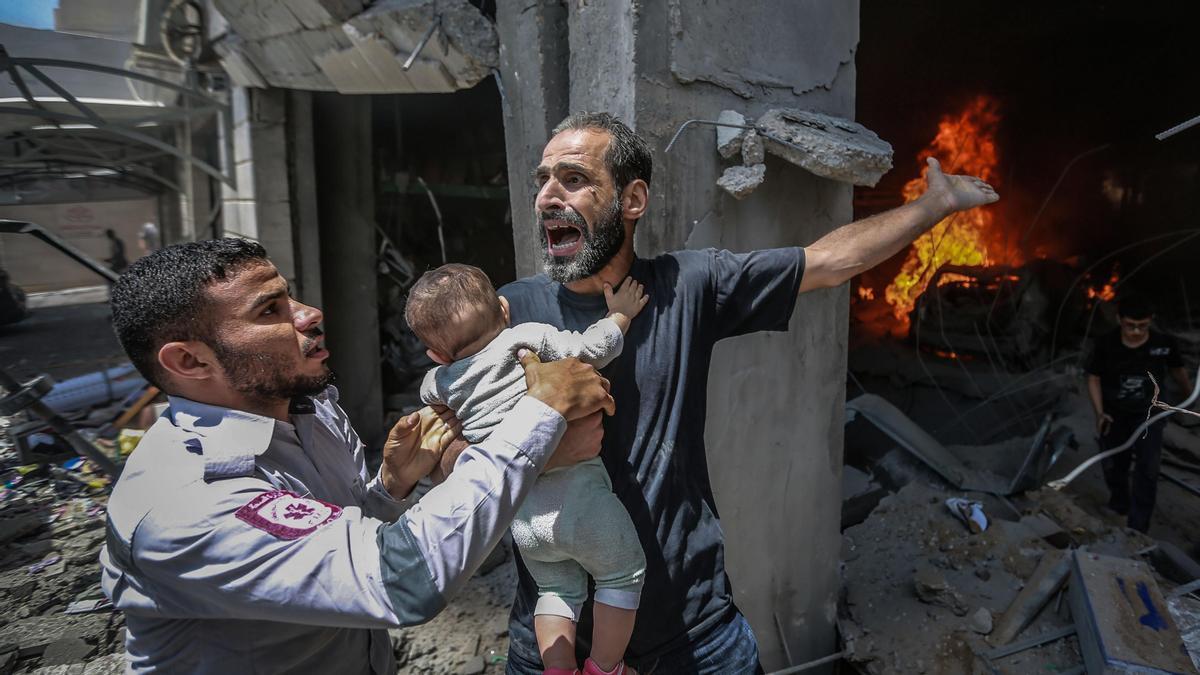 La ONU reclama el cese inmediato de la escalada de tensiones entre ejército israelí y las milicias palestinas