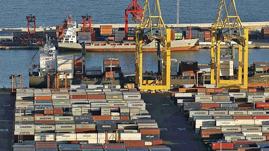 Les empreses de l'Amec estimen que les exportacions augmentaran el 9,3% el 2021
