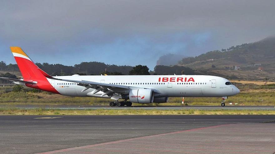 Un avión aborta el despegue para evitar impactar con otro en Tenerife Norte