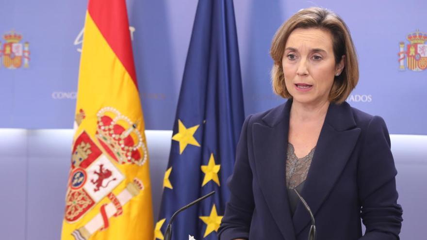 """Cuca Gamarra: """"El Gobierno amordaza al Congreso y retuerce su labor"""""""