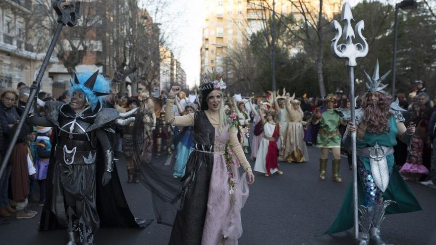 Carnavales en Zamora: consulta el programa completo