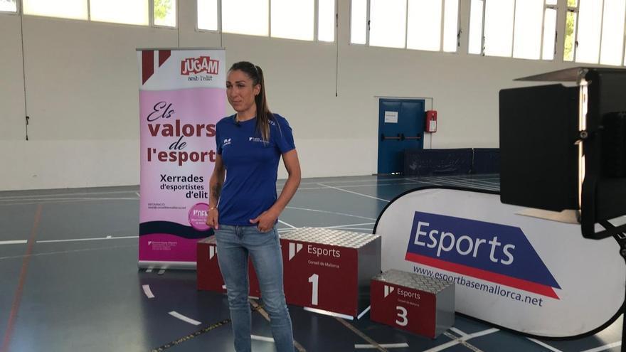 'Els valors de l'esport' ofrece charlas y talleres a cargo de deportistas de éxito también en formato online