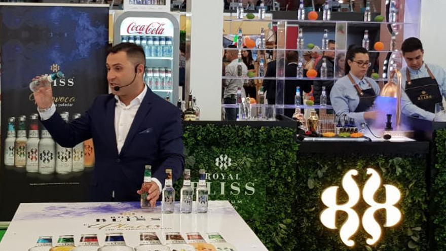 Royal Bliss Mixer Premium en GastroCanarias 2019