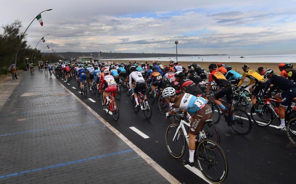 Las imágenes de la 9ª etapa del Giro de Italia