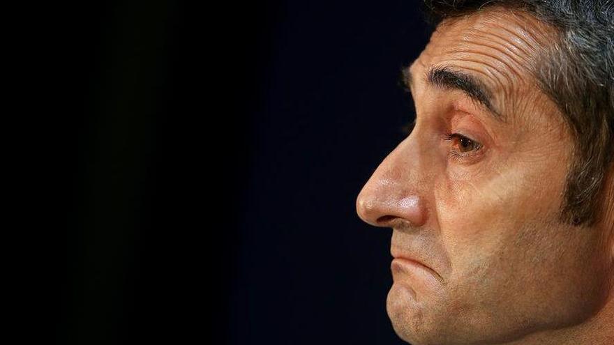 Valverde se despide del Barça con una carta