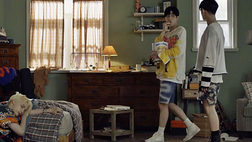 El Kpop surcoreano se rinde a Bonilla a la Vista