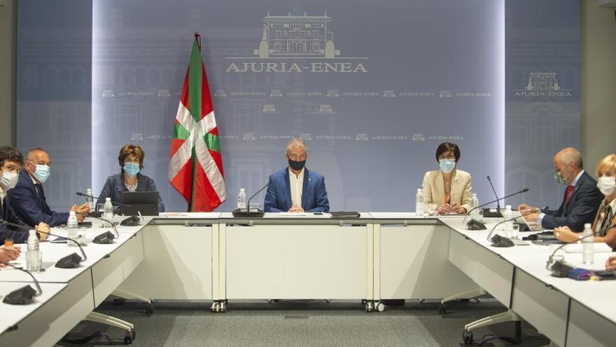Euskadi endurece las medidas de contacto social