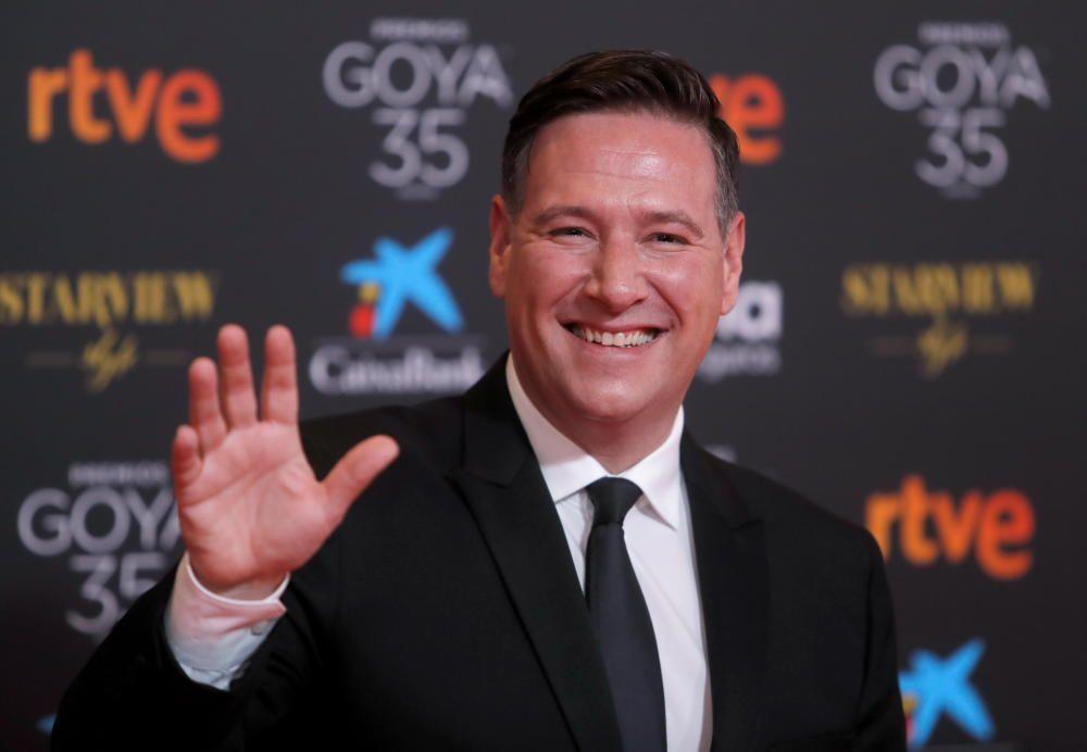 Spanish Film Academy's Goya Awards in Malaga