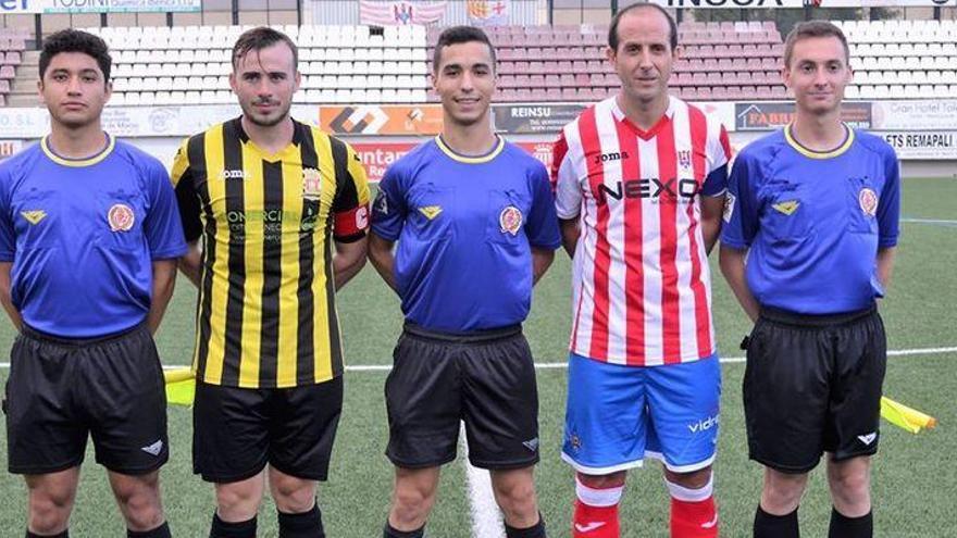 Los árbitros de Castellón aplazan su huelga para el fin de semana