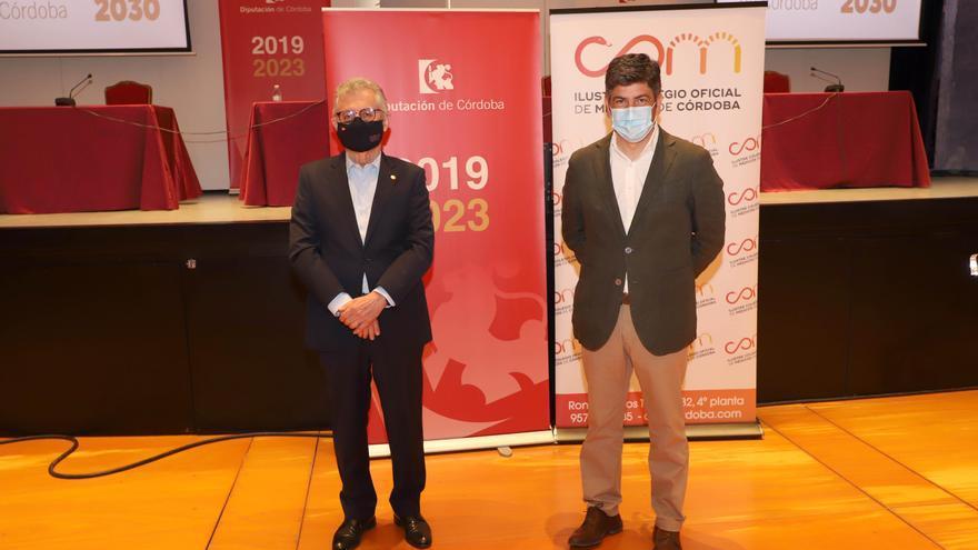 La Diputación de Córdoba y el Colegio de Médicos abren una nueva edición del certamen Pueblo Saludable