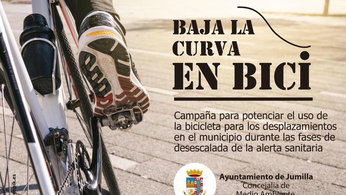 Jumilla propone el uso de la bicicleta durante la desescalada de la alerta sanitaria