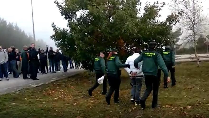 Funcionarios de prisiones, en huelga por la falta de personal y de seguridad