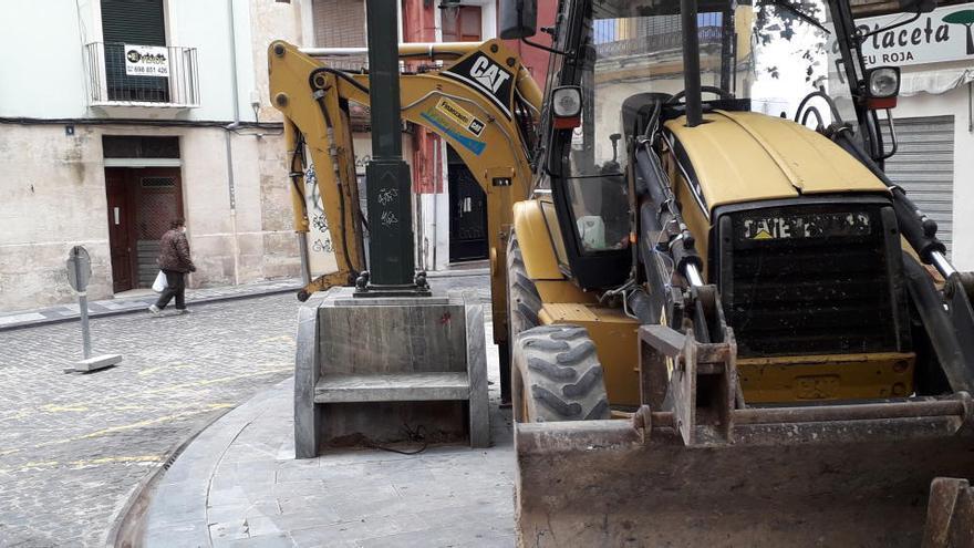 Alcoy aprovechará las medidas de distanciamiento para empezar a peatonalizar el centro