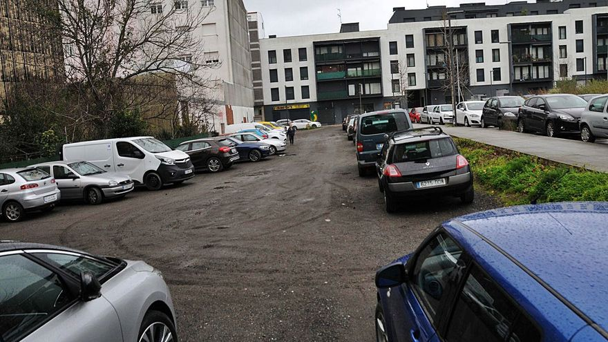 Bueu acondicionará el aparcamiento de Santán para habilitar un total de 40 plazas