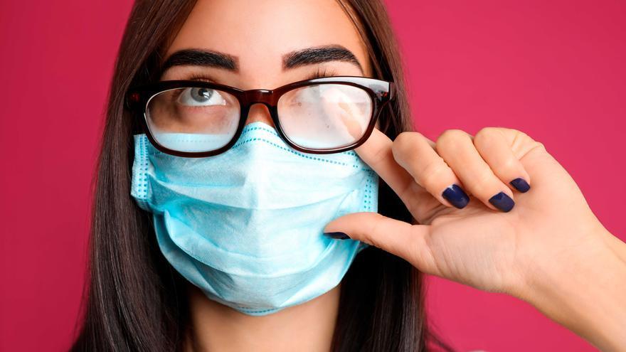 La solución definitiva  para que las gafas no se te empañen con la mascarilla