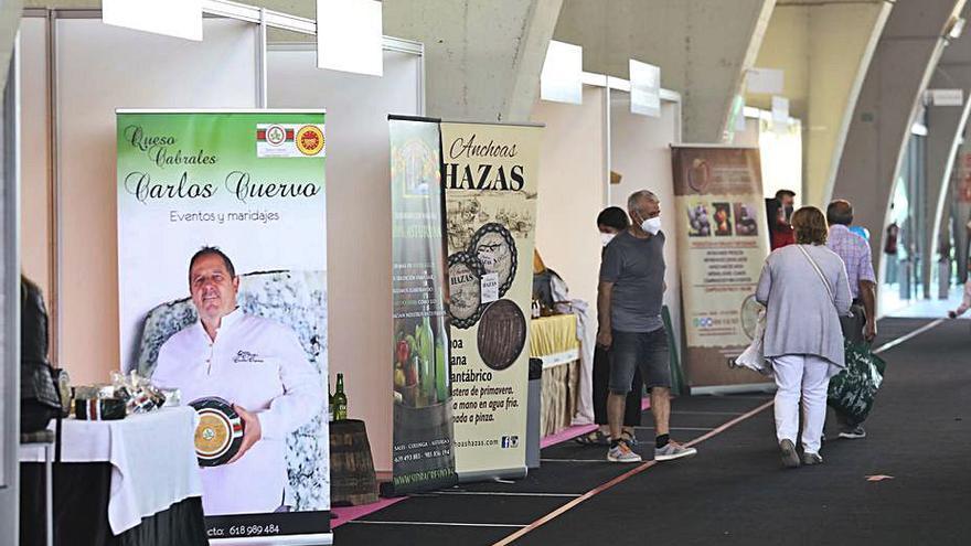 Los productores detectan un interés creciente por los alimentos asturianos