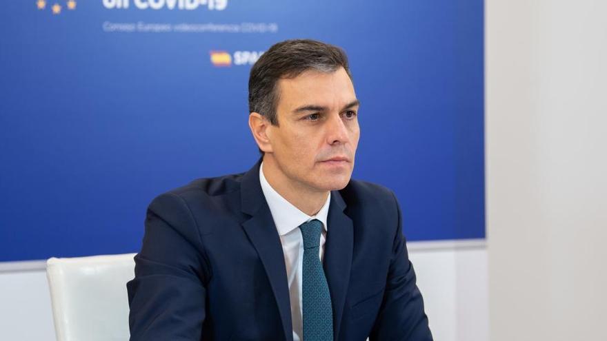 Pedro Sánchez reclama ante la UE test rápidos accesibles para todos los países
