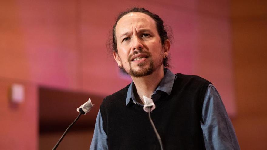 """Iglesias: """"En España no hay plena normalidad democrática"""""""