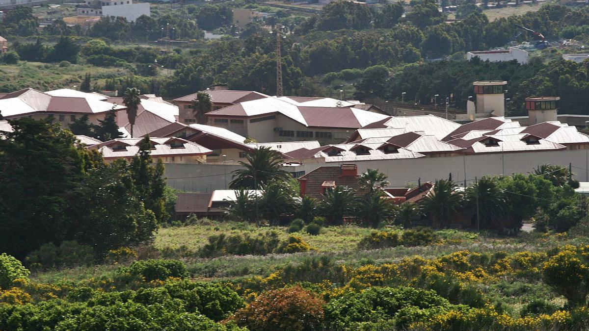 Centro penitenciario Tenerife II.