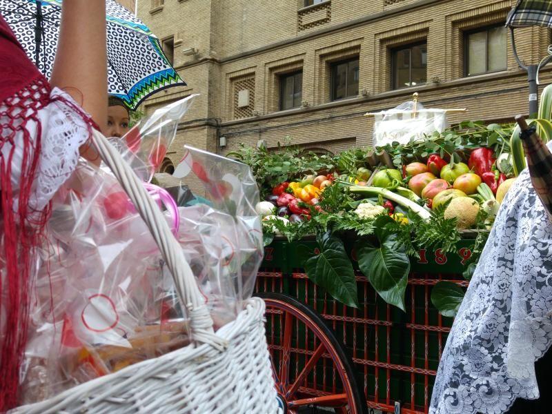 La Ofrenda de frutos contada en imágenes