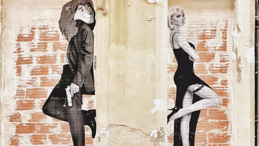 Abraham Calero: «El carrer ofereix un accés directe a l'art»