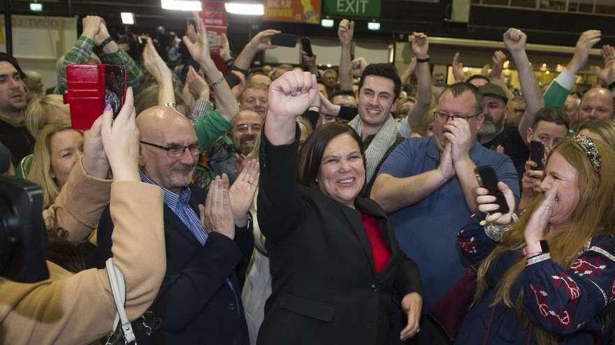 El Sinn Fein rompe el mapa político de Irlanda con un resultado electoral histórico