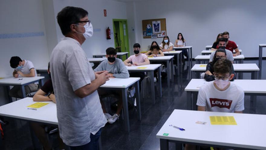 Aquestes són les notes de tall 2021 per accedir a la universitat a Catalunya