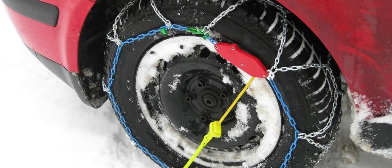 Aprende cómo cuidar tus neumáticos de invierno