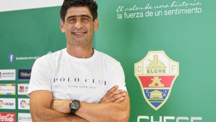 El argentino Jorge Raffo, nuevo director del fútbol base del Elche
