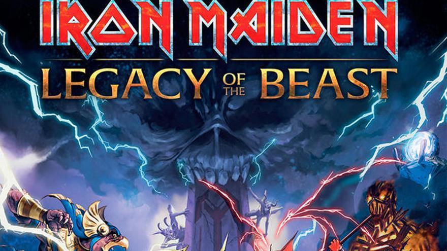 Iron Maiden anuncia su videojuego para móviles