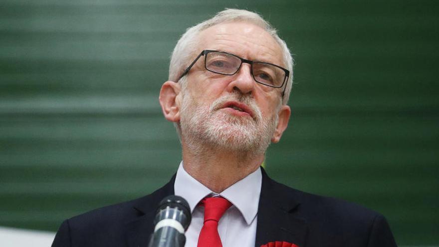 """Corbyn: """"No lideraré el partido en ninguna futura campaña electoral"""""""