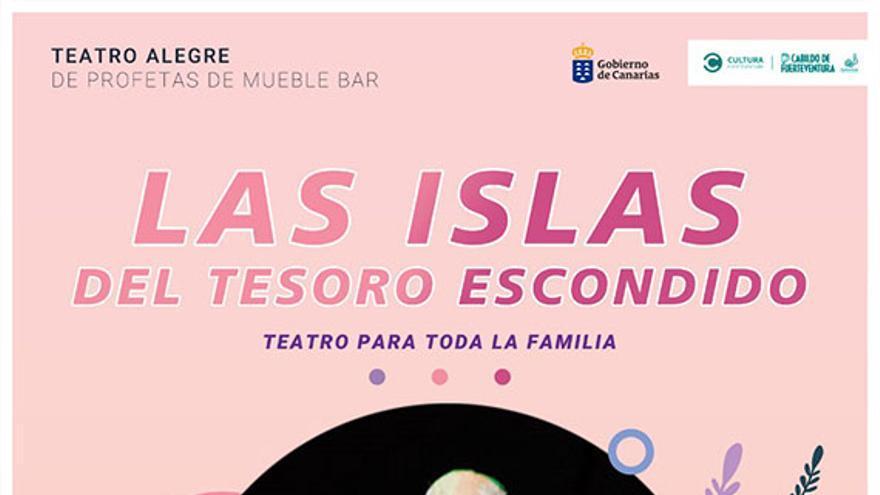 Las islas del tesoro escondido