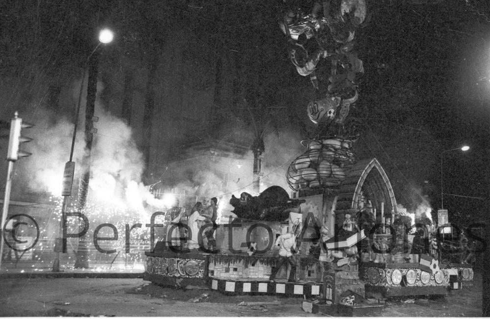 HOGUERAS 1981