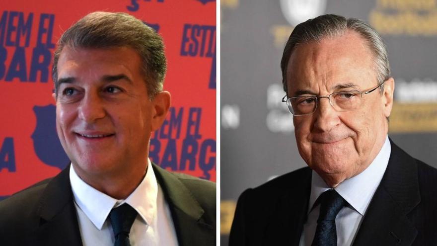 Real Madrid y Barcelona podrían dinamitar el acuerdo LaLiga-CVC