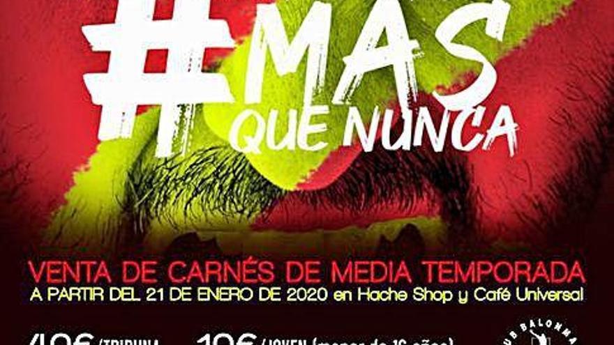 El Balonmano Zamora - Rutas del Vino saca a la venta sus abonos de media temporada